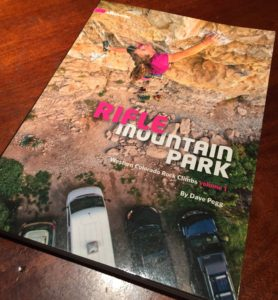 Rifle Mountain Park guidebook