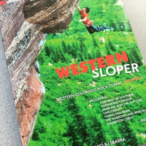 Western Sloper Volume 2 Guidebook